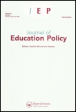 Journal of Education Policy