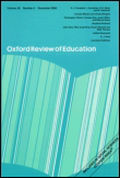 Oxford Review of Education